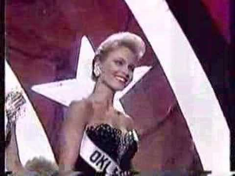Miss USA 1991- Announcement of the Top 6 from YouTube · Duration:  2 minutes 38 seconds
