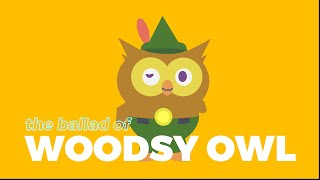 the ballad of woodsy owl (cover)