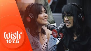 "Join The Club (ft. Jana Garcia) performs ""Langit 'Pag Kapiling Ka"" LIVE on Wish 107.5 Bus"