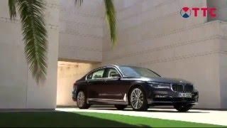 Новый BMW 7 серии.  Самый инновационный автомобиль в своем классе.