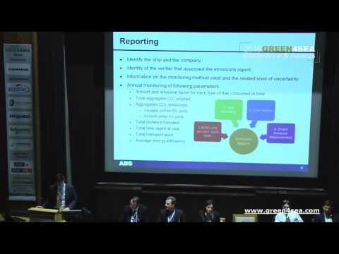 2016 GREEN4SEA Forum - Stamatis Fradelos