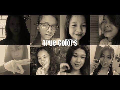 True Colors - MYMP [RepGangOrDie Musical.ly Cover]