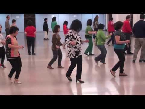 Line Dance; CARINITO