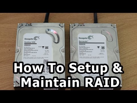 How To Setup RAID on Z97 & Z170 Intel Motherboards