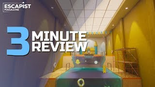 Superliminal | Review in 3 Minutes (Video Game Video Review)