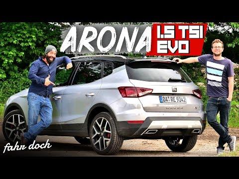 SEAT ARONA 1.5 TSI EVO FR | Review und Fahrbericht | Fahr doch