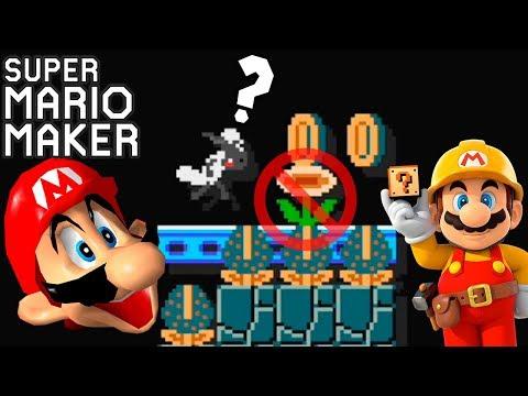 LA FLOR TROLL😆😆! - TOP Super Expertos | Super Mario Maker - MarkGamer03
