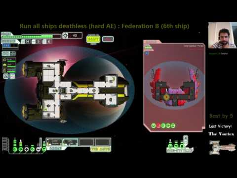[FR] Run all ships deathless (hard AE) : Federation B (6th ship)