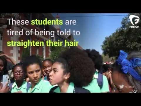 PRETORIA HIGH SCHOOL PROTEST || RACISM IN SOUTH AFRICA