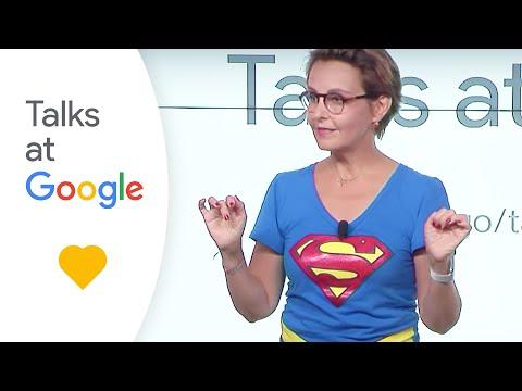 """Florence Servan-Schreiber: """"Unleash Your Superpowers""""   Talks at Google"""