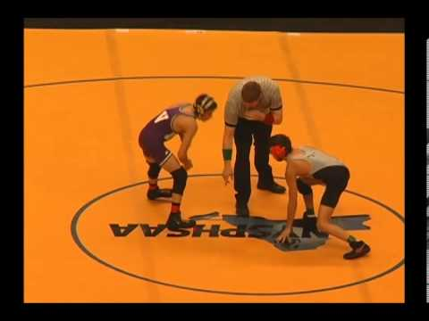 2013 NYSPHSAA D1 Wrestling Championships 99 lb. Final