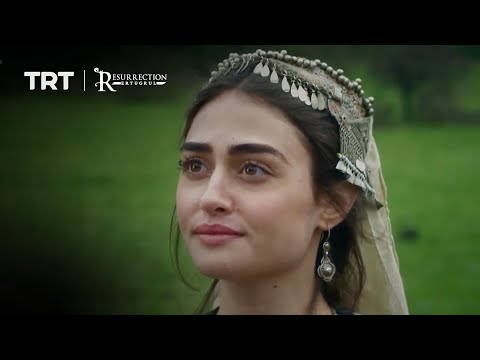 Ertugrul's First Gift To Halime - Season 1 (English Subtitles)