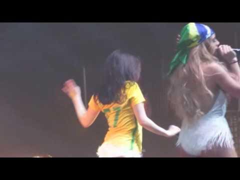 Fifth Harmony - Going Nowhere   7/27 Tour - São Paulo (05/07/16)