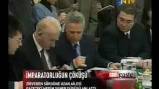 """Cem Uzan """" Zirveden sürgüne Uzanlar """" ( Uzan Holding )"""