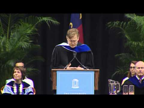Timothy Beatley | 2014 Doctoral Hooding Ceremony Address | UNC ...
