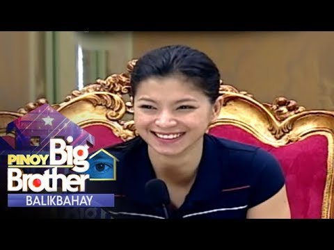 PBB Balikbahay: Special House Guest Angel Locsin