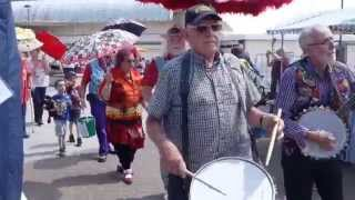 Ramsgate Seaside Shuffle Umbrella Parade