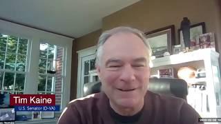 Senator Tim Kaine (D-VA) - Virtual Interfaith Iftar Event