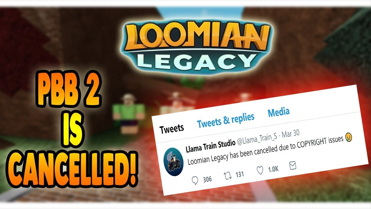 Loomian Legacy Has Been Officially Cancelled.