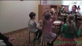 Урок на испанском языке. Дети 6 лет.