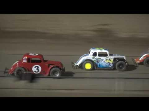 INEX Legends feature Independence Motor Speedway 7/5/17
