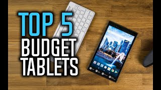 Best Budget Tablets in 2018 - Which Tablet Is The Best? | 10BestOnes