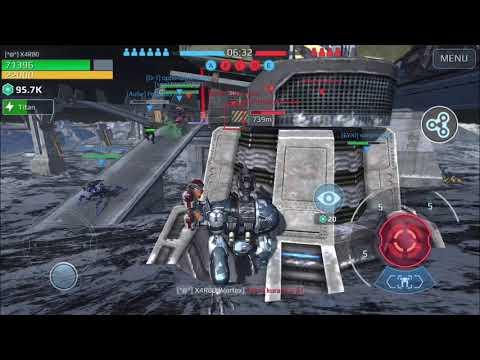 Thermite & vortex cerberus gameplay | War Robots | WR