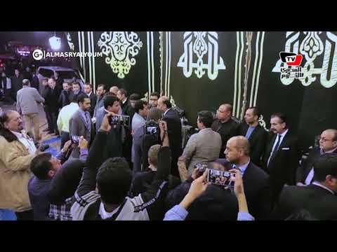 وزير الرياضة ومحمد العدل ومحمود كامل يقدمون واجب العزاء في خالد توحيد  - نشر قبل 22 ساعة