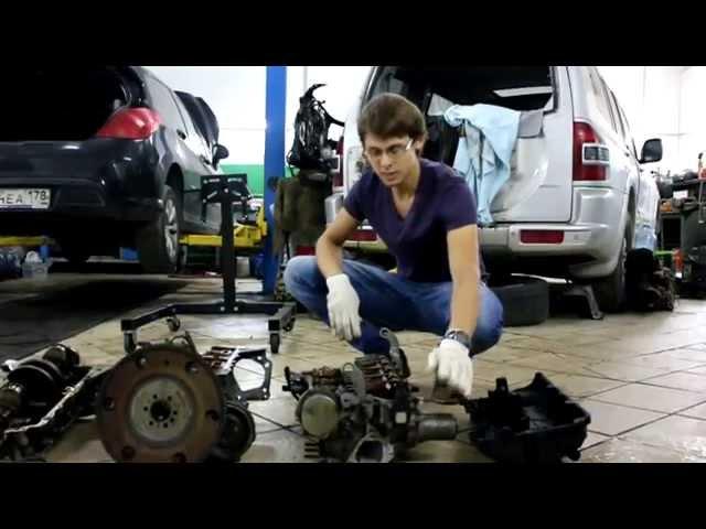 Когда сломался мотор..  PEUGEOT, BMW, MiNI EP6
