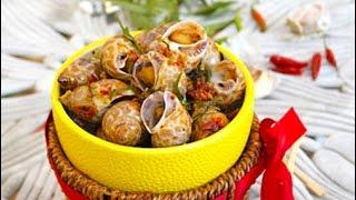 Ốc hương xào tỏi ớt - Hướng dẫn nấu ăn - Món ngon mỗi ngày - Món ngon dễ làm