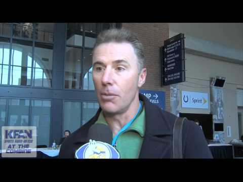 Rich Gannon Interview from the 2011 NFL Scouting Combine