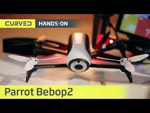 Parrot Bebop 2 im Hands-on   deutsch