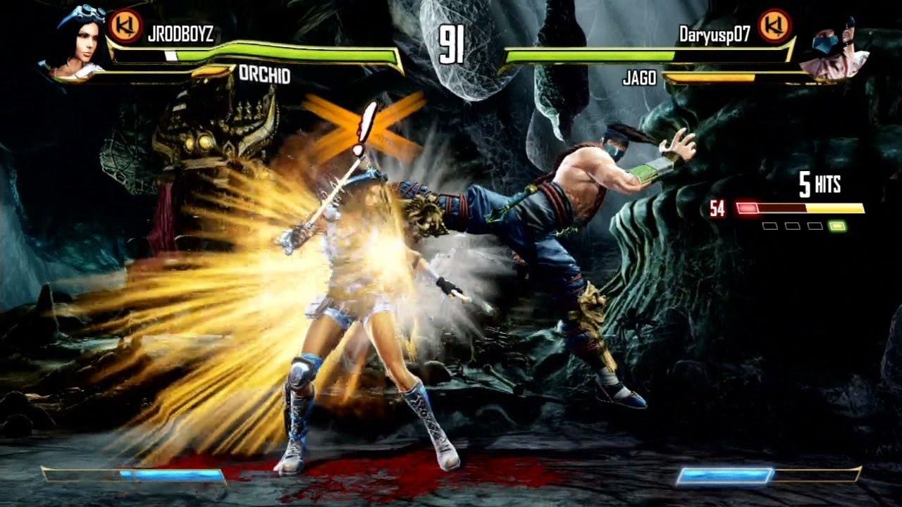 Killer Instinct Xbox One Gameplay 159 Jago Going