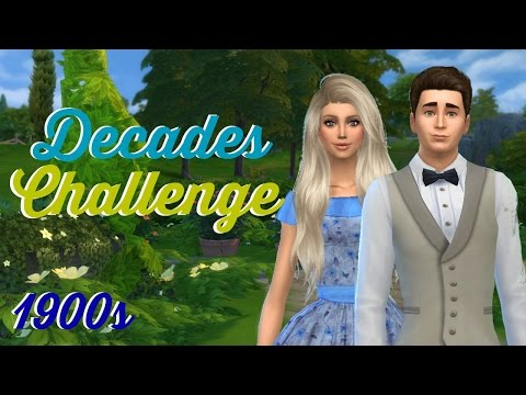 The Sims 4: Decades Challenge | Part 23 | Settler Wives!