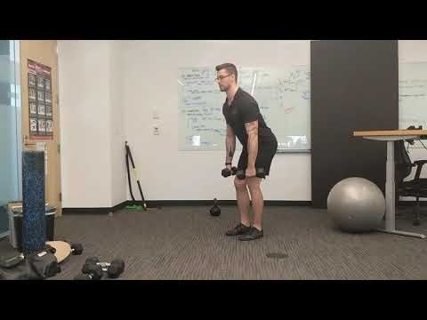How to perform bent over DB row