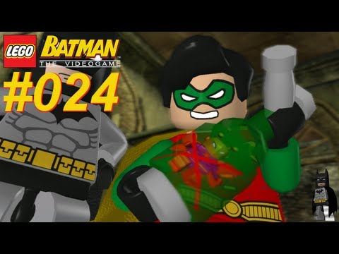 Let's Play LEGO Batman #024 Die Stille der Nacht [Together] [Deutsch]