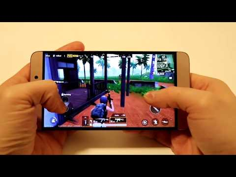 LeEco Le Max 2   PUBG MOBILE - SMOOTH +EXTREME FPS