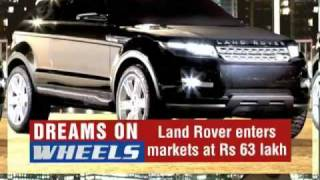 Dreams On Wheels: Jaguar-Land Rover
