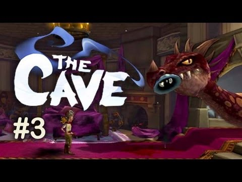 The Cave - Part 3 - The Dragon Ate the Princess! (Gameplay/Walkthrough)