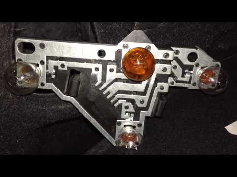 How to quickly change a BMW 1 series Brake light Globe. Reversing light blinker indicator tail