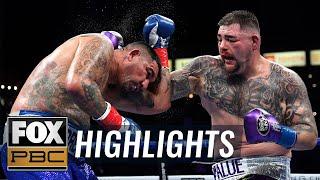 Andy Ruiz Jr. vs. Chris Arreola | FULL FIGHT HIGHLIGHT | PBC ON FOX