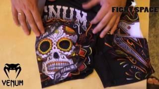 Видеообзор на компрессионные шорты Venum Santa Muerte Black(Купить компрессионные шорты Venum Santa Muerte Black можно перейдя по ссылке: http://fight-space.ru/83-kompressionnye-shorty Наша группа..., 2016-08-11T08:05:02.000Z)