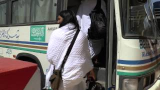Jeddah - Boarding Coach to Makkah