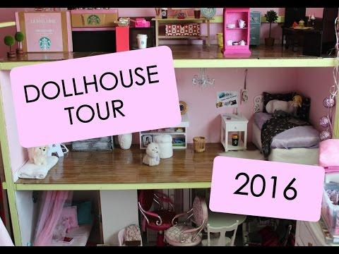 AG DOLLHOUSE TOUR 2016 ♡