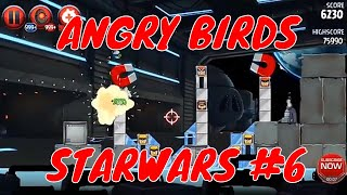 ANGRY BIRDS STAR WARS 2 CLONES DEFEAT REBELS | Top Action Games Part 6