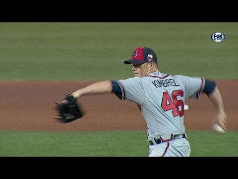 2014 ASG: Kimbrel strikes out the side in the 7th