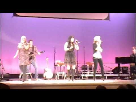 Point Of Grace Live! Full Concert Chagrin Falls Ohio 3-12-11