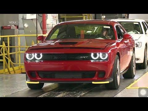 Quá trình sản xuất xe và động cơ Dodge_Charger_and_Challenger- SRT HELLCAT