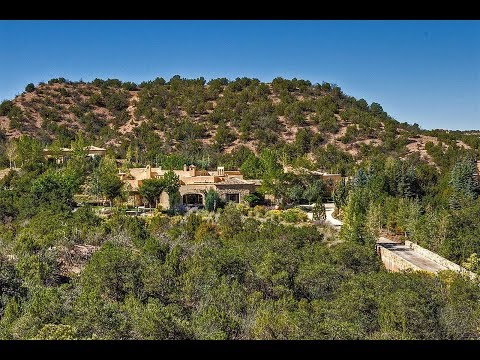 Exquisite Sprawling Manor In Santa Fe, New Mexico   Sotheby's International Realty