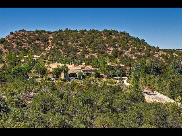 Exquisite Sprawling Manor in Santa Fe, New Mexico | Sotheby's International Realty